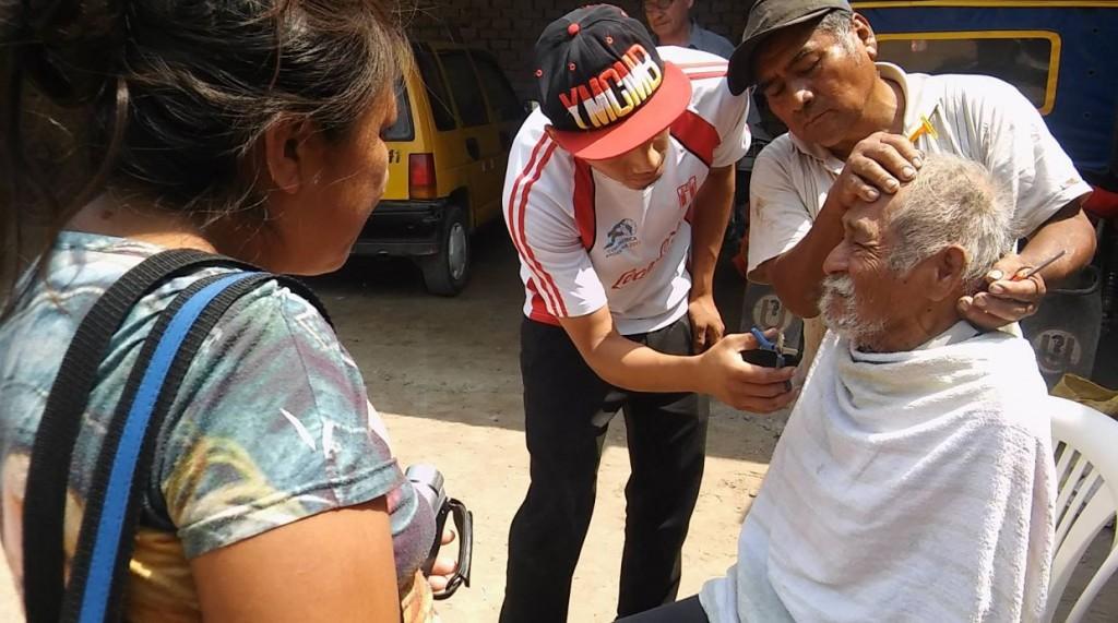 Chumán también recibirá su documento nacional de identidad (DNI).