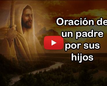 Oración de un padre por sus hijos