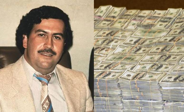 Pablo Escobar Granjero encontró fortuna del narco mira lo hizo