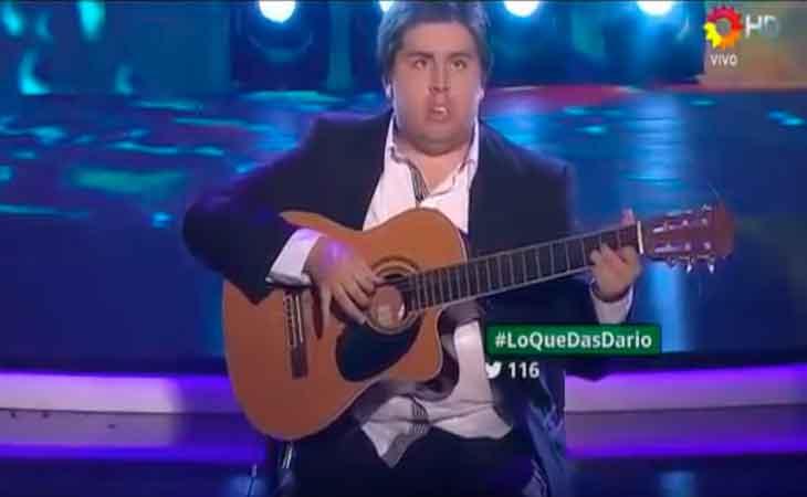 guitarrista ciego