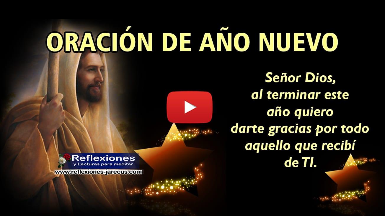 Oración de Año nuevo - Reflexiones y oraciones cristianas